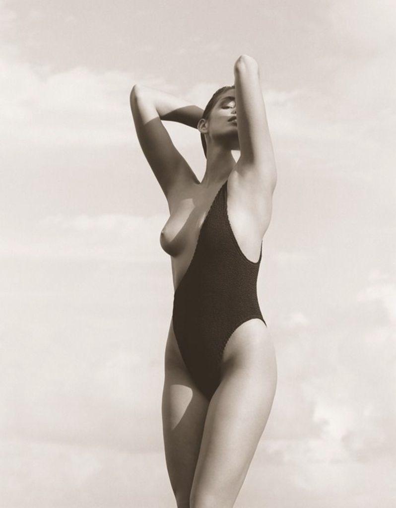 Cindy Crawford par Herb Ritts