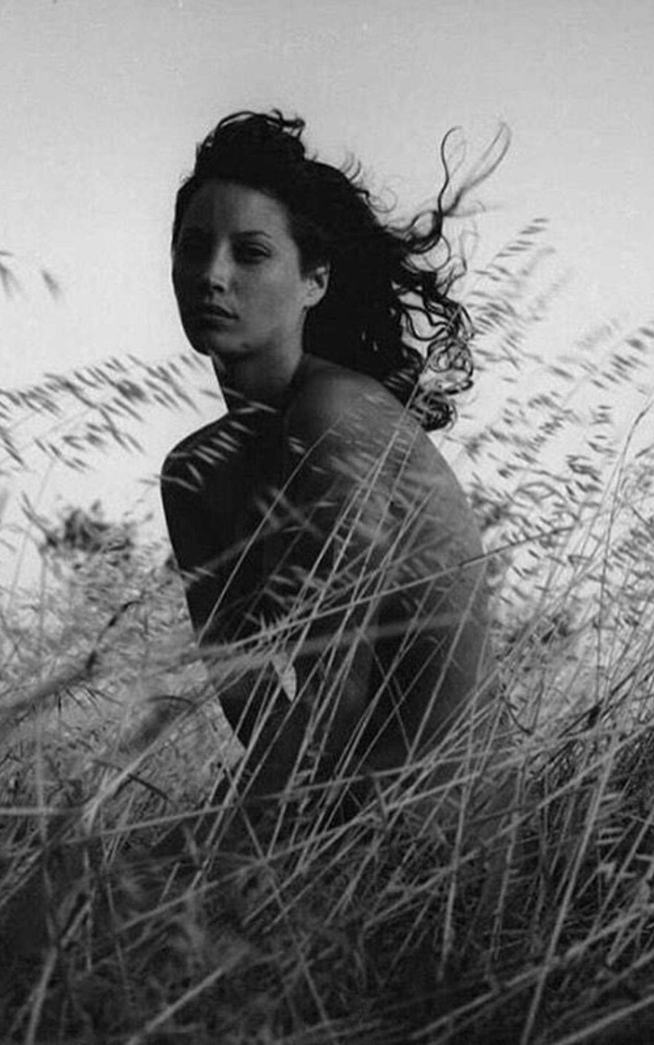 Christy Turlington par Fabrizio Ferri