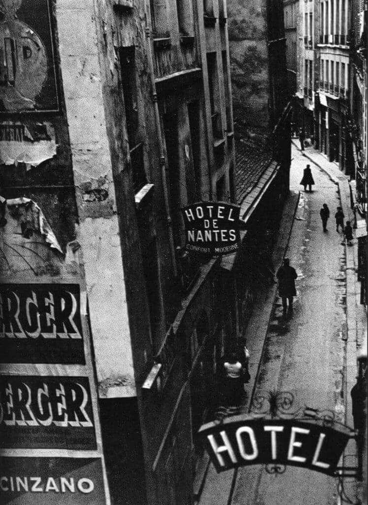 Paris, photo de Brassaï