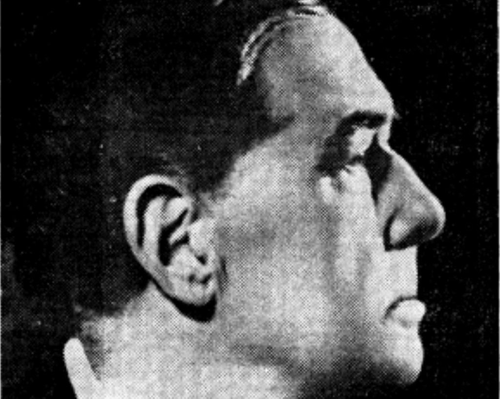 Portrait de José de Togores