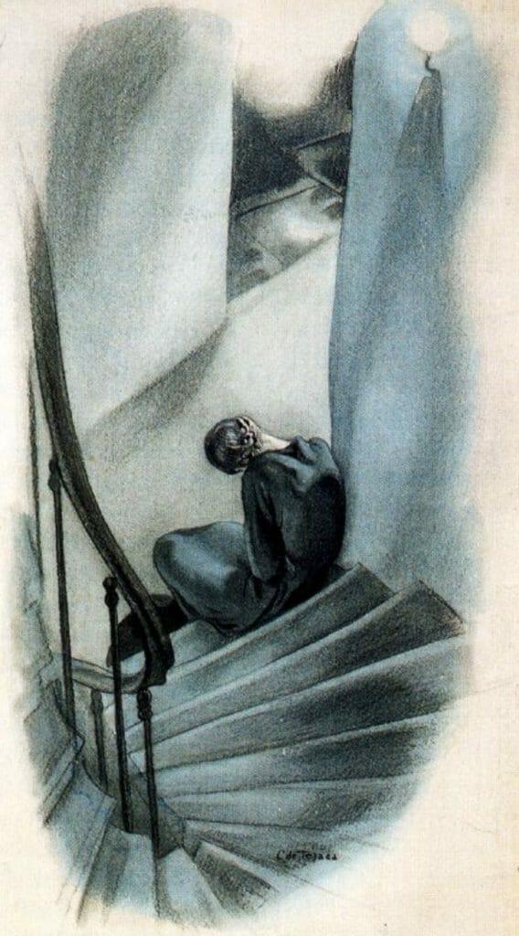 Solitude par Carlos Saenz de Tejada