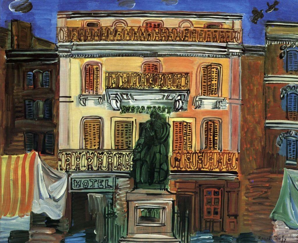 Hotel Sube de Raoul Dufy