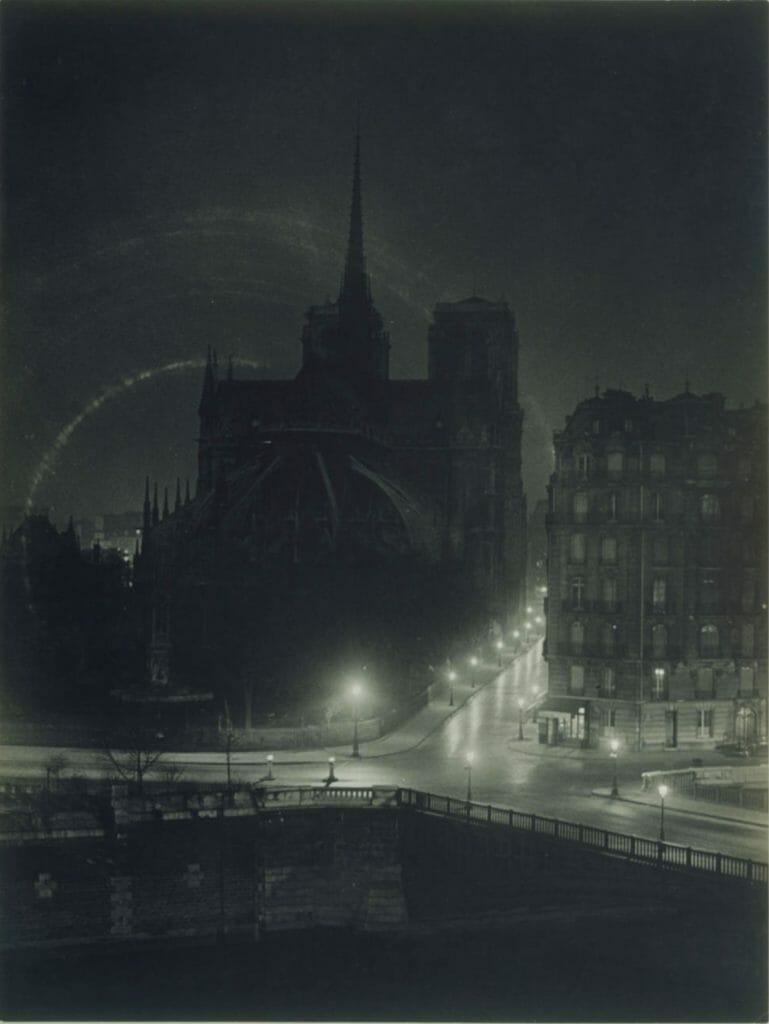Notre-Dame par Brassaï
