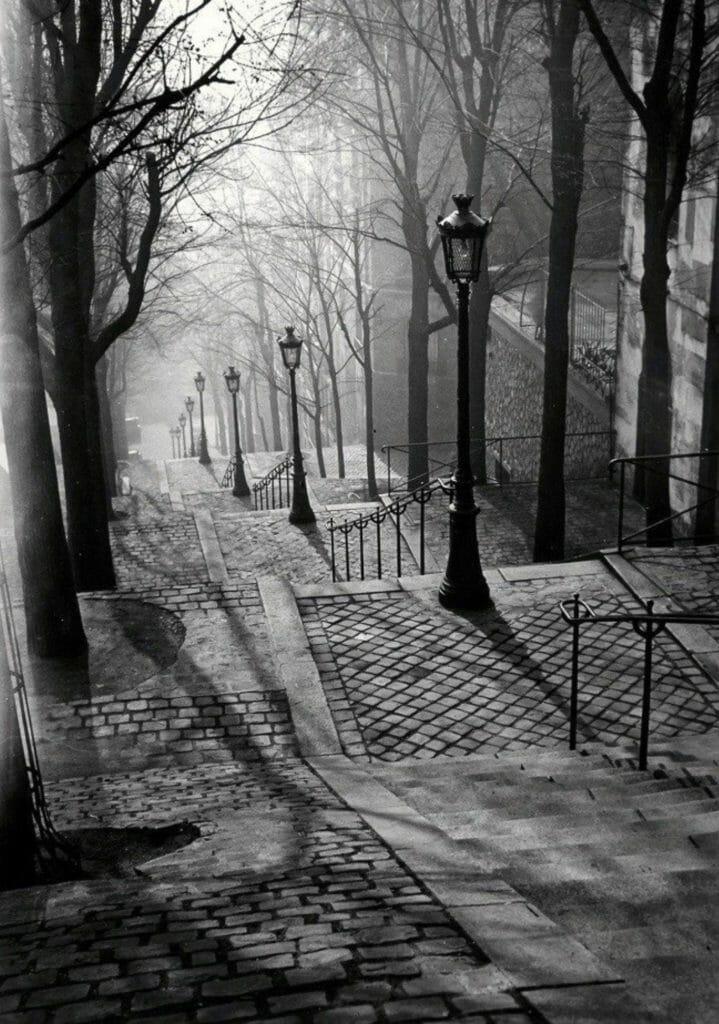 Montmartre par Brassaï