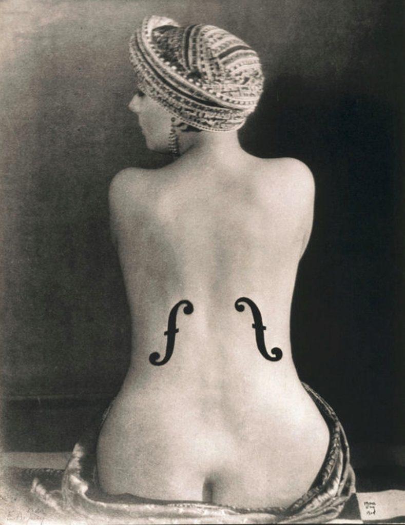 Le violon d'Ingres de Man Ray