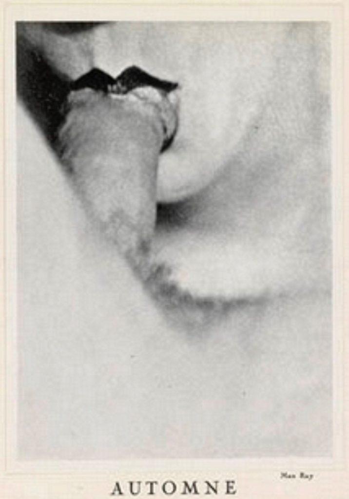 Automne de Man Ray