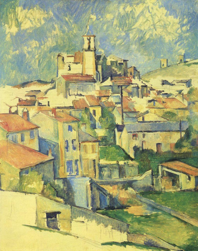 Gardanne de Paul Cézanne