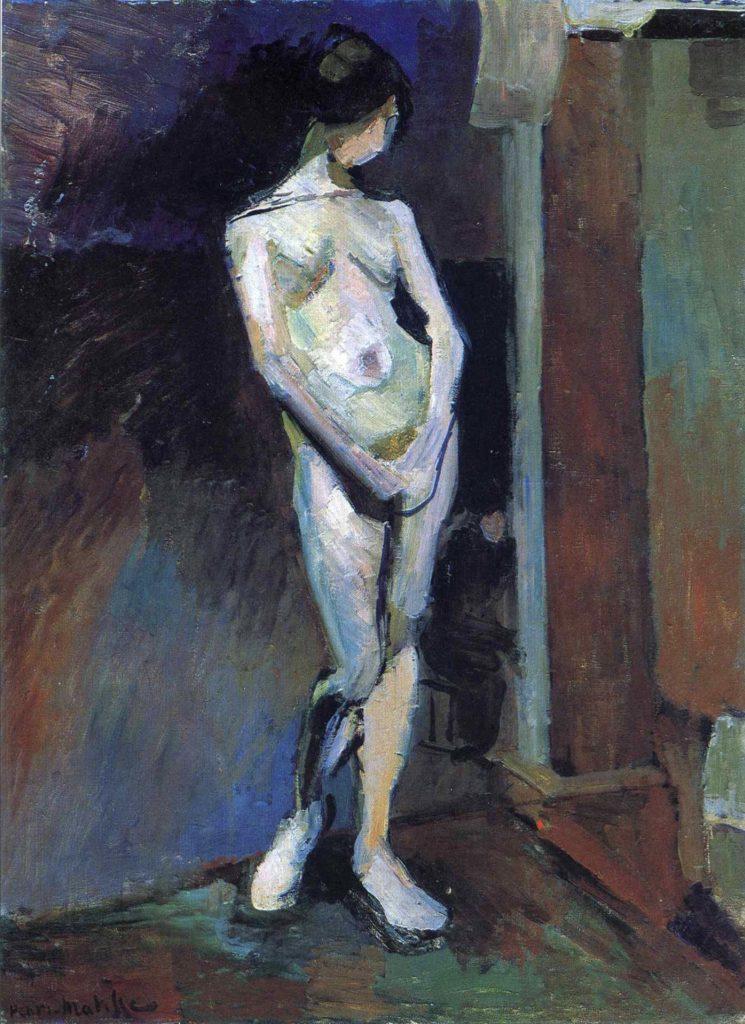 Modèle debout d'Henri Matisse