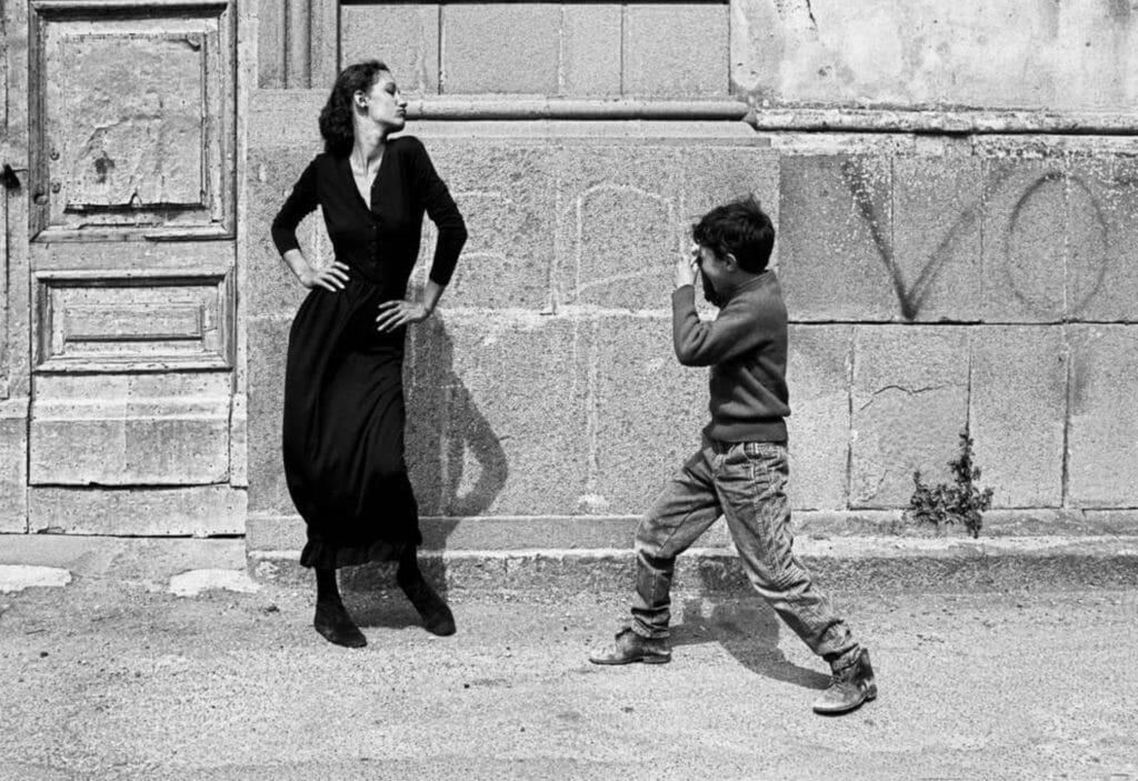 Photo de Ferdinando Scianna