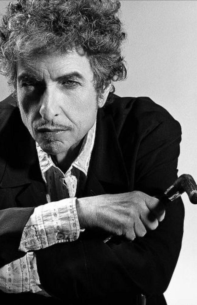 Bob Dylan par Annie Leibovitz
