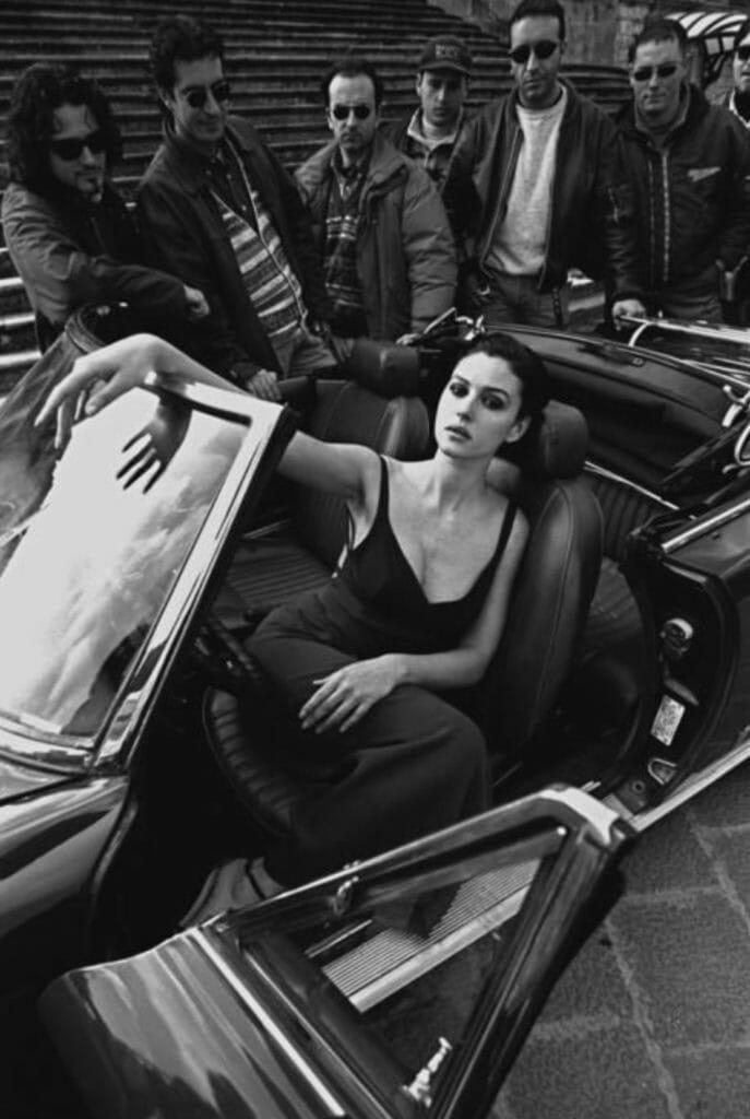 Monica Bellucci par Ferdinando Scianna