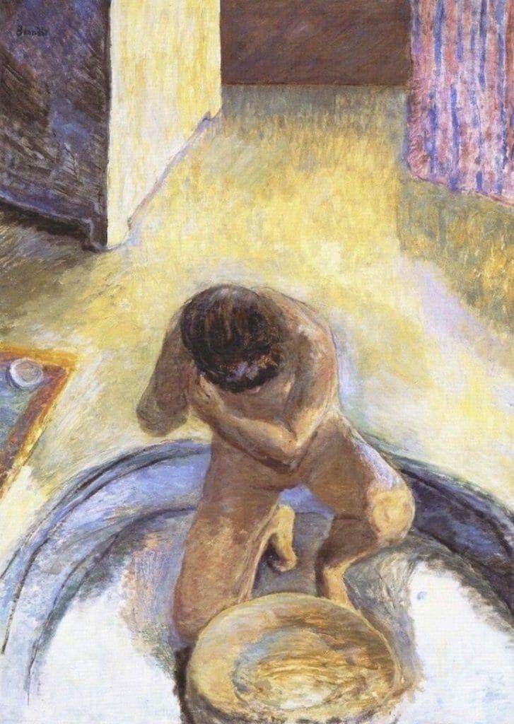 Nu au bain de Pierre Bonnard