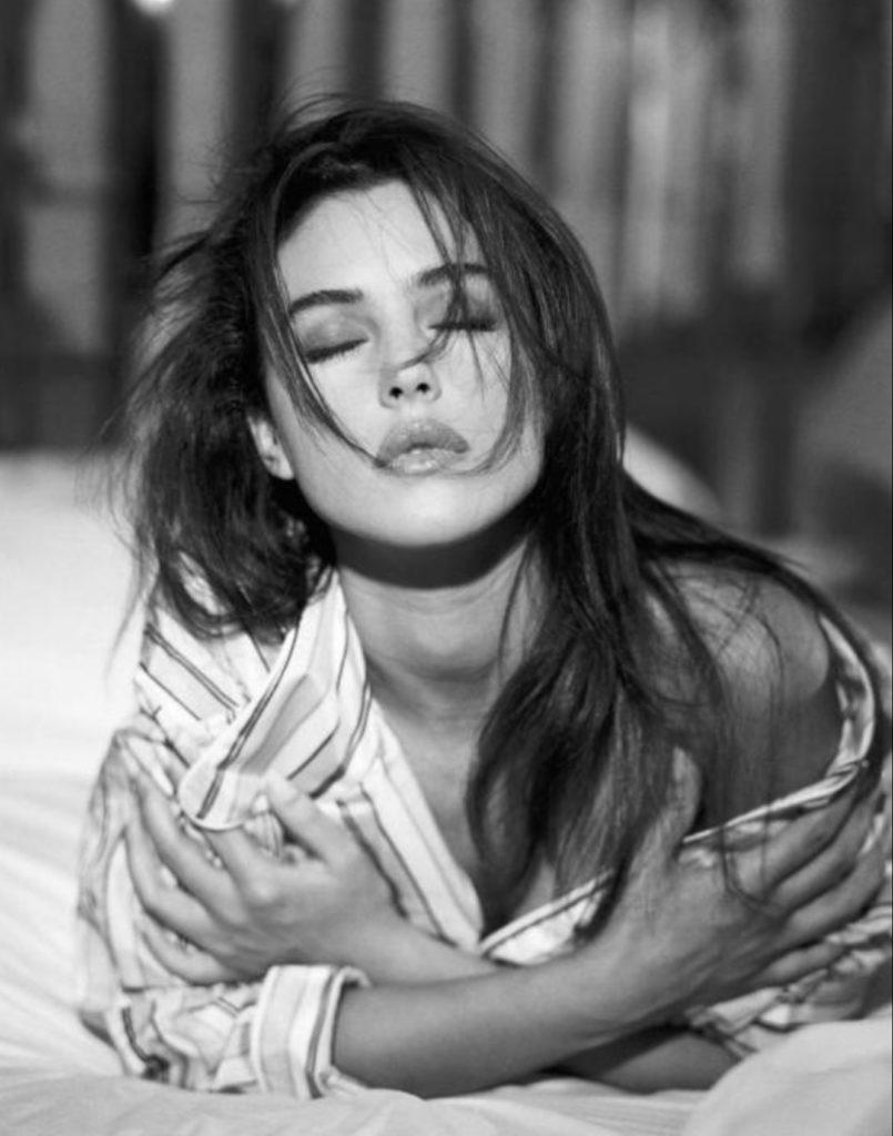 Monica Bellucci par Frédéric Meylan