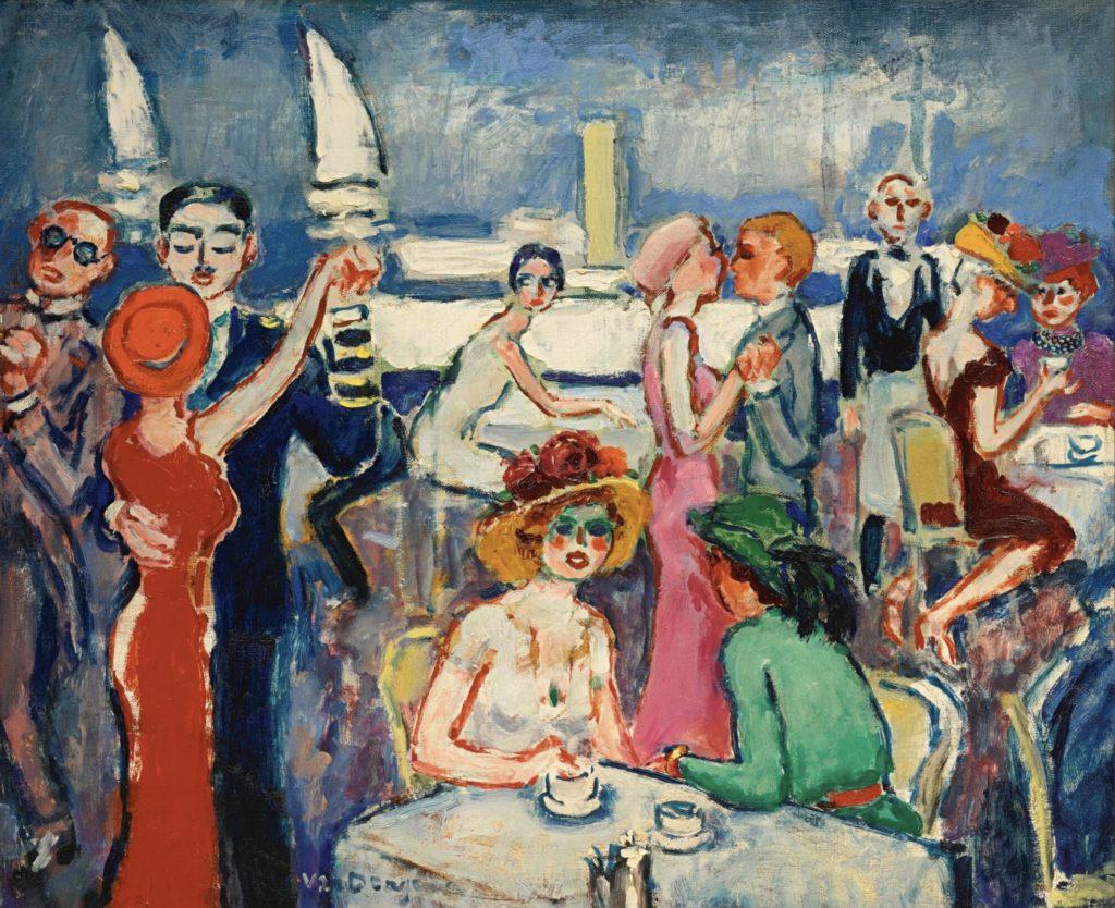 Deauville, joie de vivre par Kees Van Dongen
