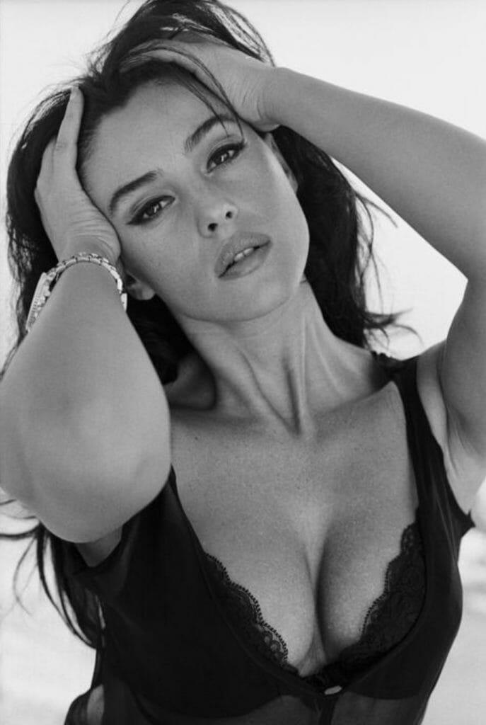 Monica Bellucci photographiée par Ferdinando Scianna