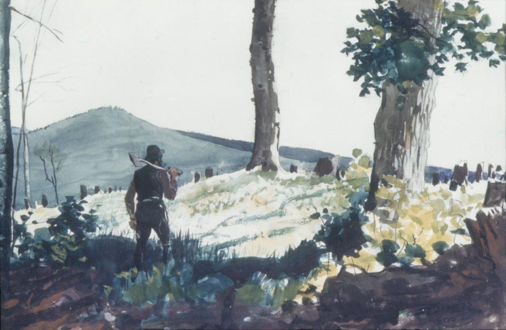 Le pionnier de Winslow Homer