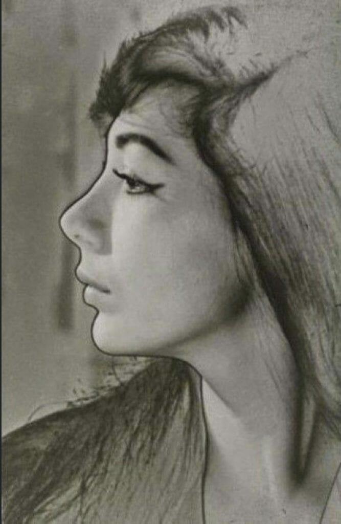 Juliette Gréco par Man Ray
