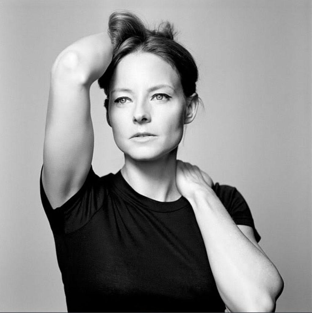 Photo de Jodie Foster par Brigitte Lacombe