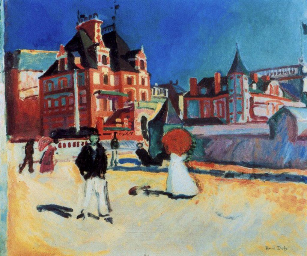 Trouville de Raoul Dufy