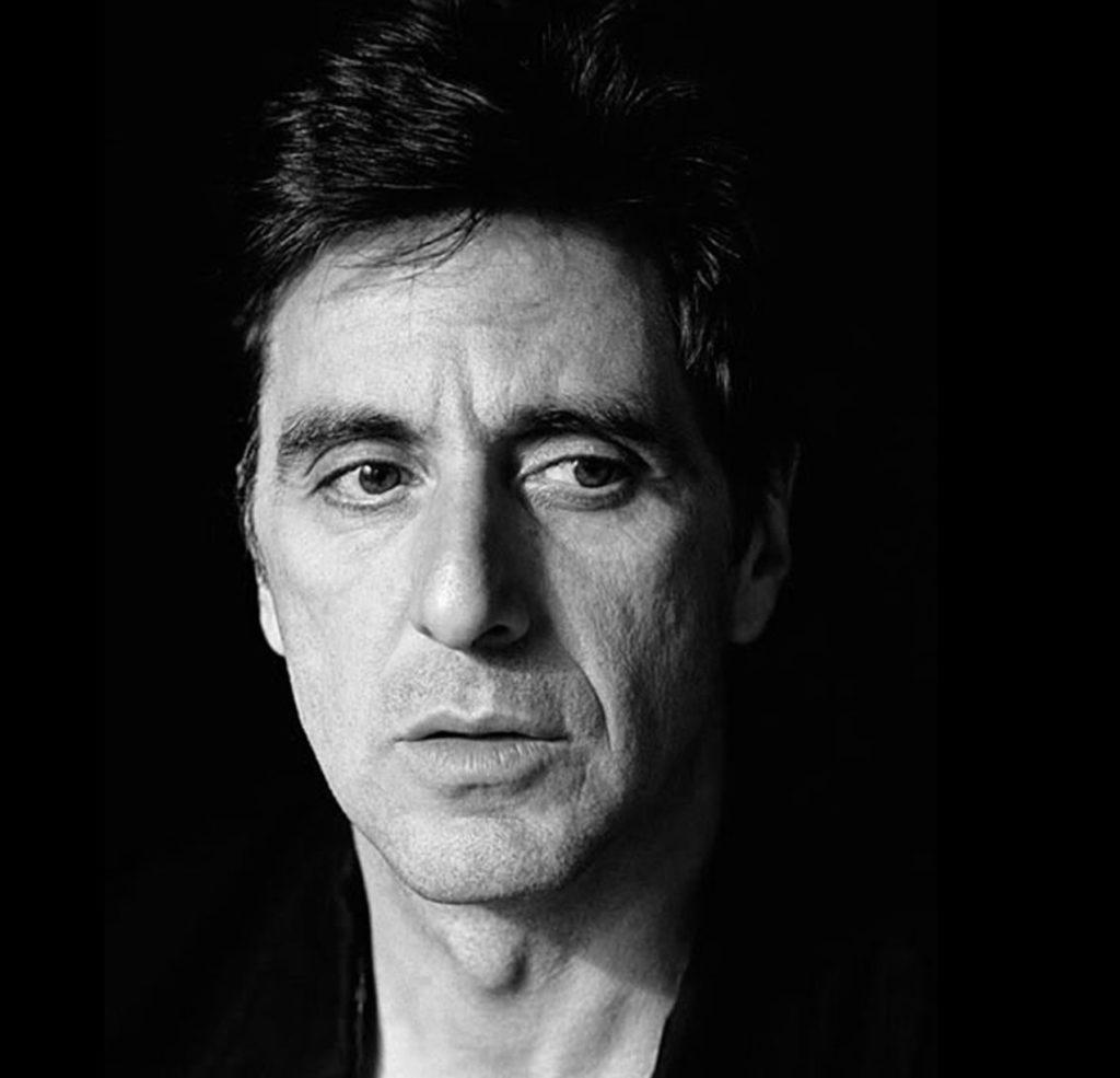 Photo d'Al Pacino par Brigitte Lacombe