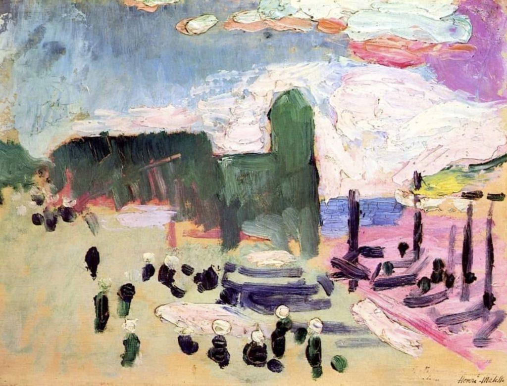 Collioure par Henri Matisse