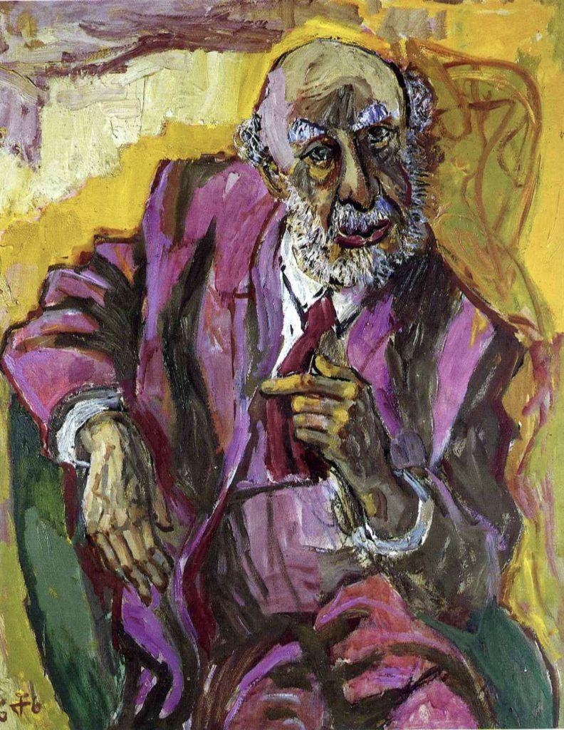 Fritz Perls par Otto Dix