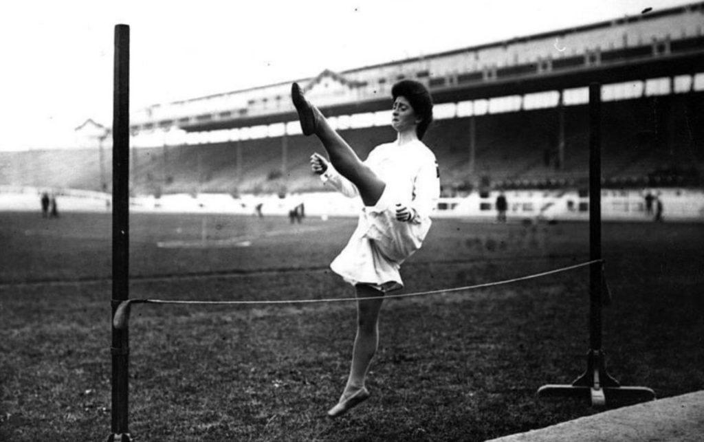 Les Jeux Olympiques de Londres (1908) - Saut en hauteur