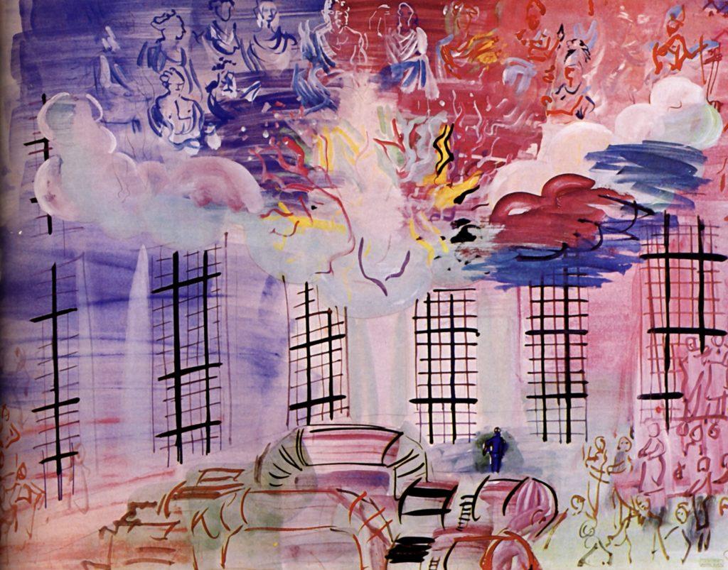 Électricité de Raoul Dufy