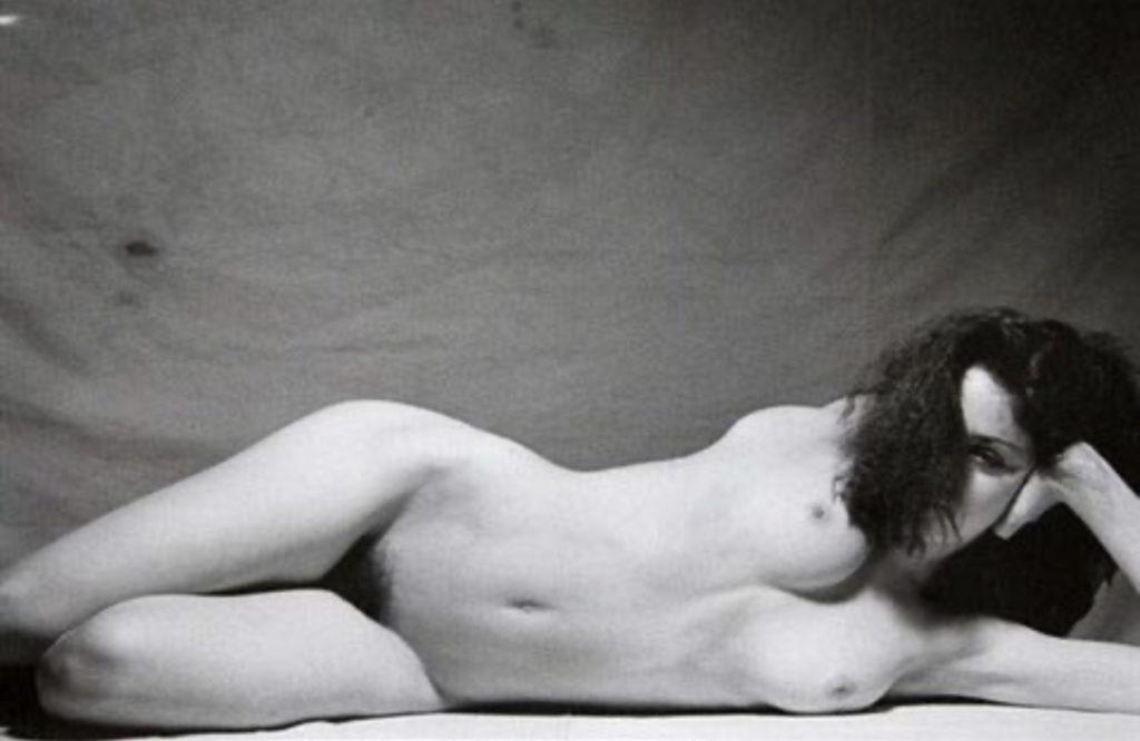Madonna photographiée par Martin H.M. Schreiber