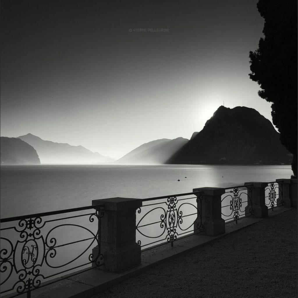 Lugano, photo de Pierre Pellegrini