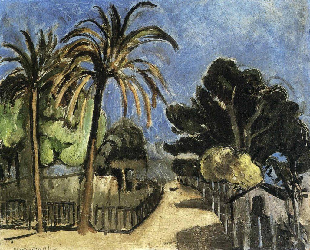 Paysage de Matisse