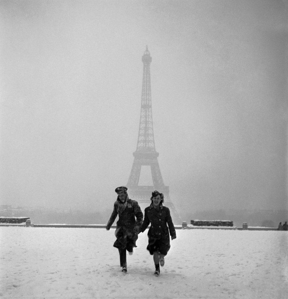 Paris en 1944 par Lee Miller