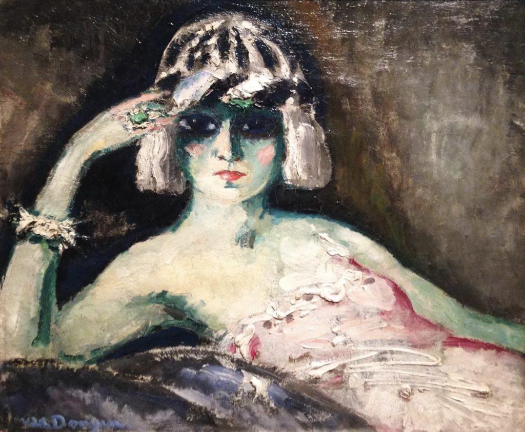 Femme fatale de Kees Van Dongen