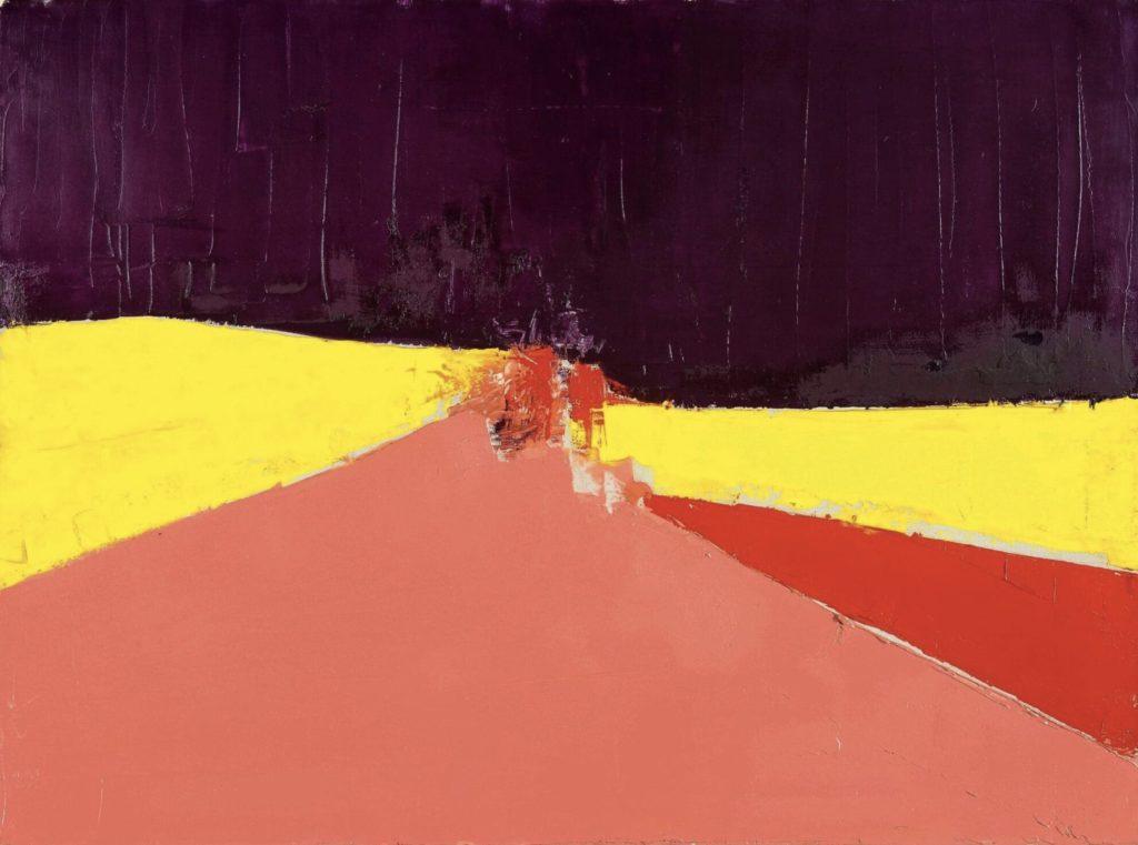 Agrigente en 1954 de Nicolas de Staël