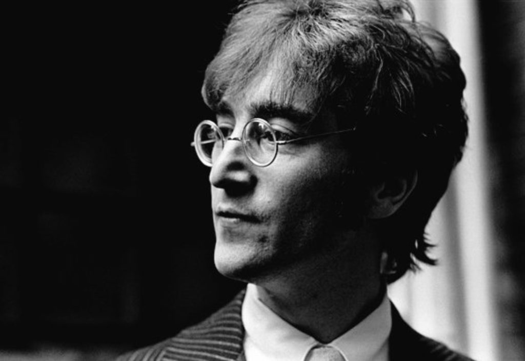Portrait de John Lennon par Jane Brown