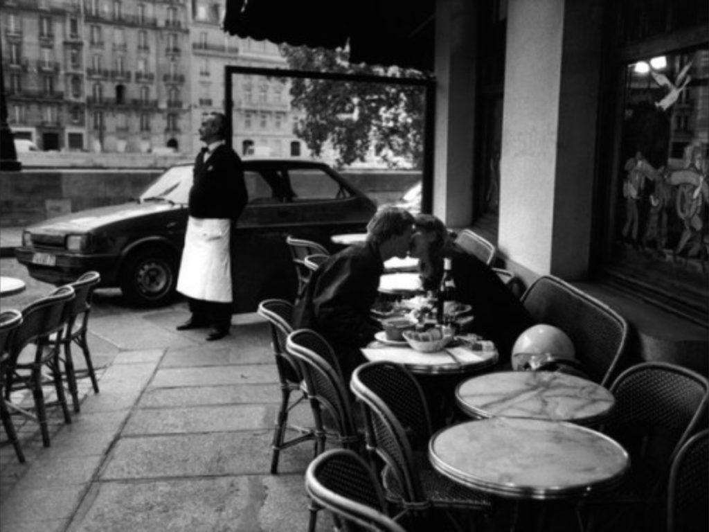 Paris, photo de Peter Turnley