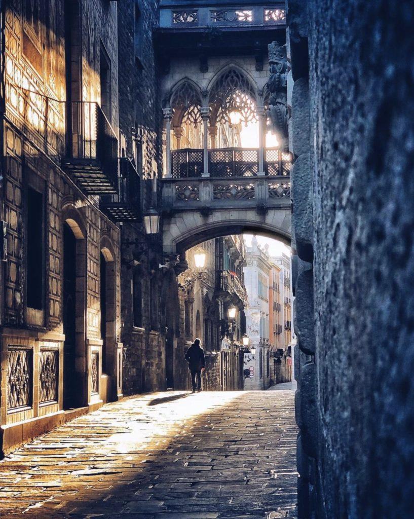 Barcelone, photo de Krzysztof Kuczera