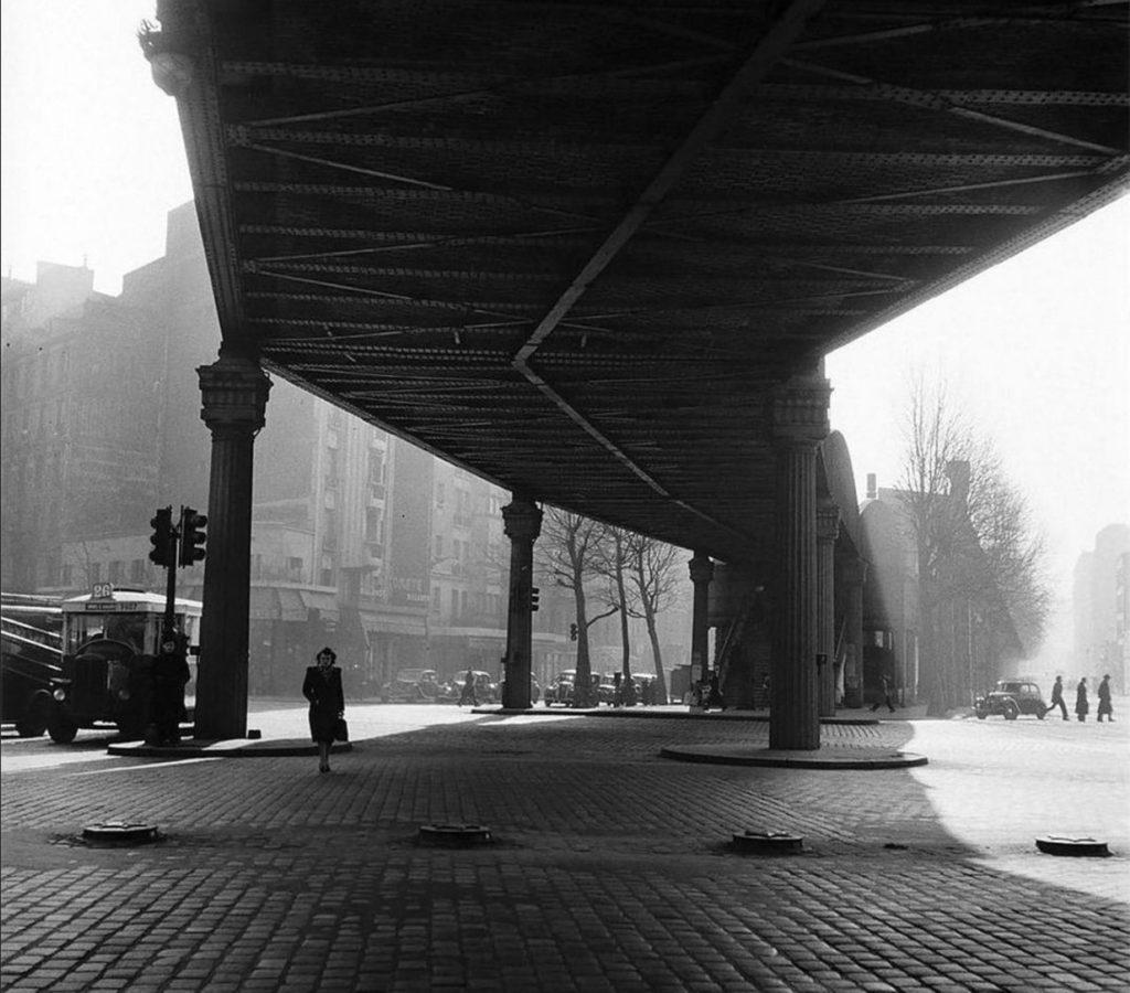 Roger Schall, Paris en 1936
