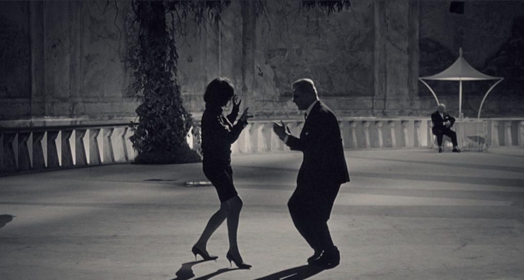 8 1/2 de Frederico Fellini