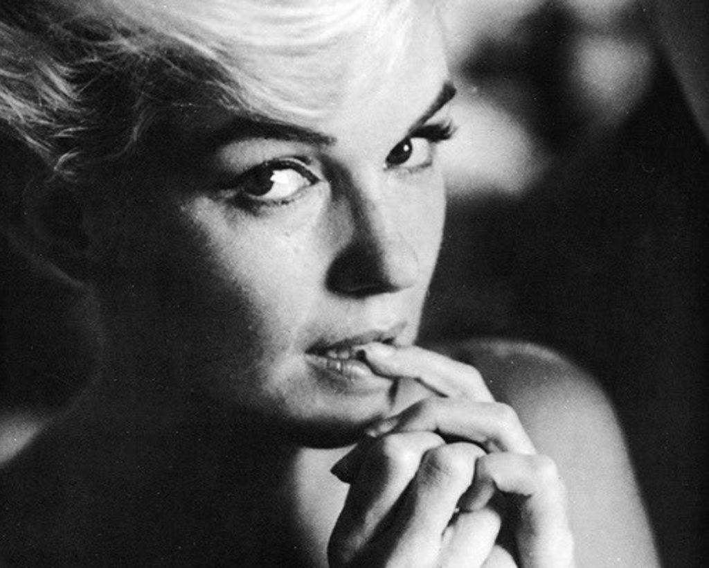 Marilyn Monroe, photographiée par Bert Stern