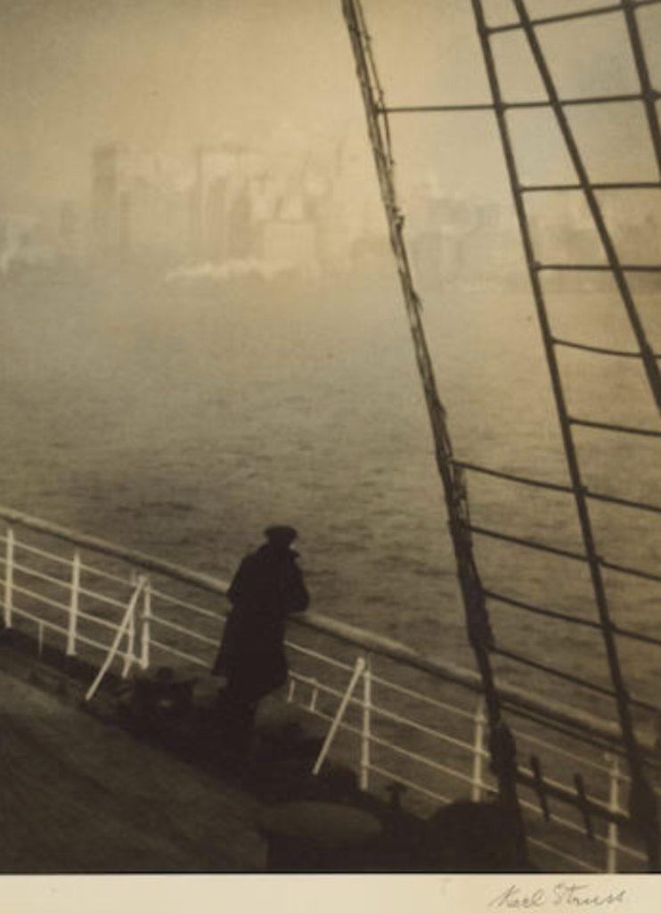 New-York, la ville des rêves (1925) par Karl Struss