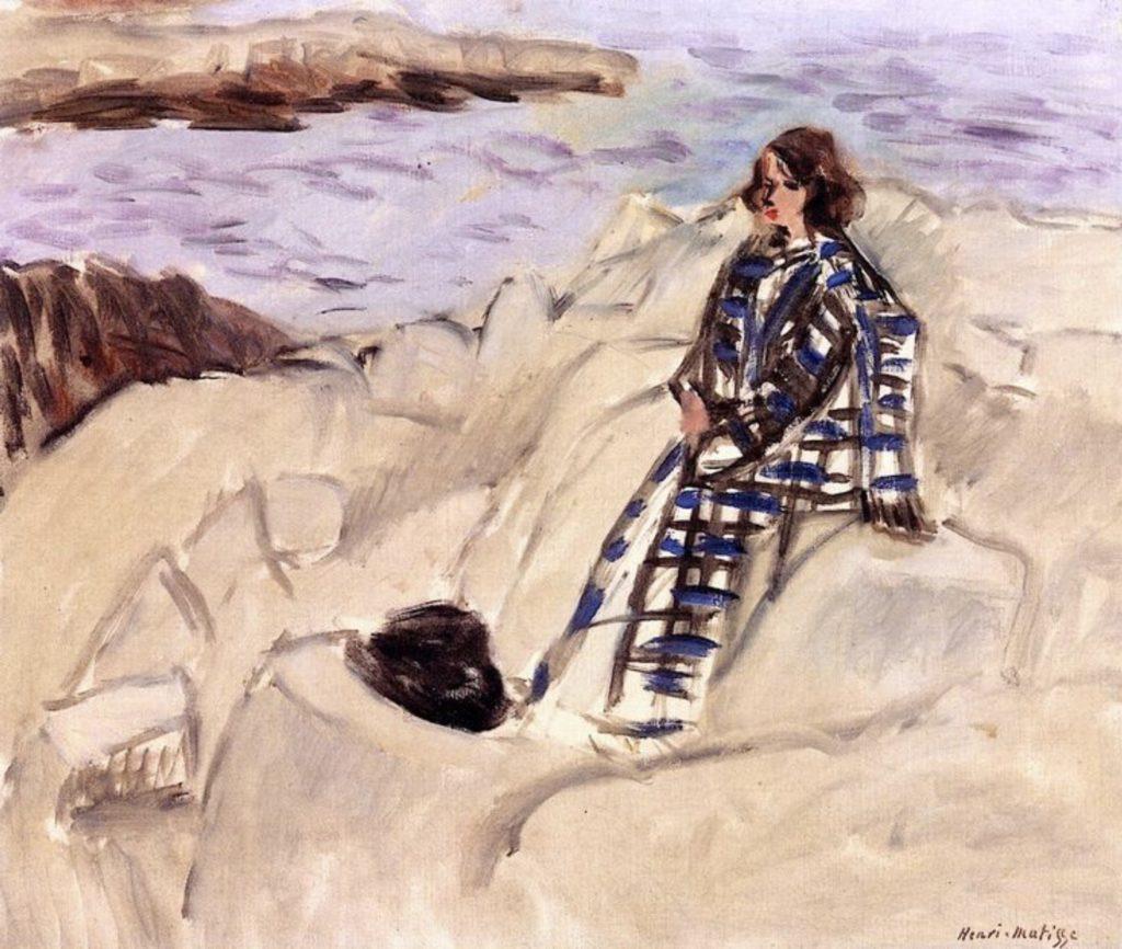 Marguerite à Antibes d'Henri Matisse