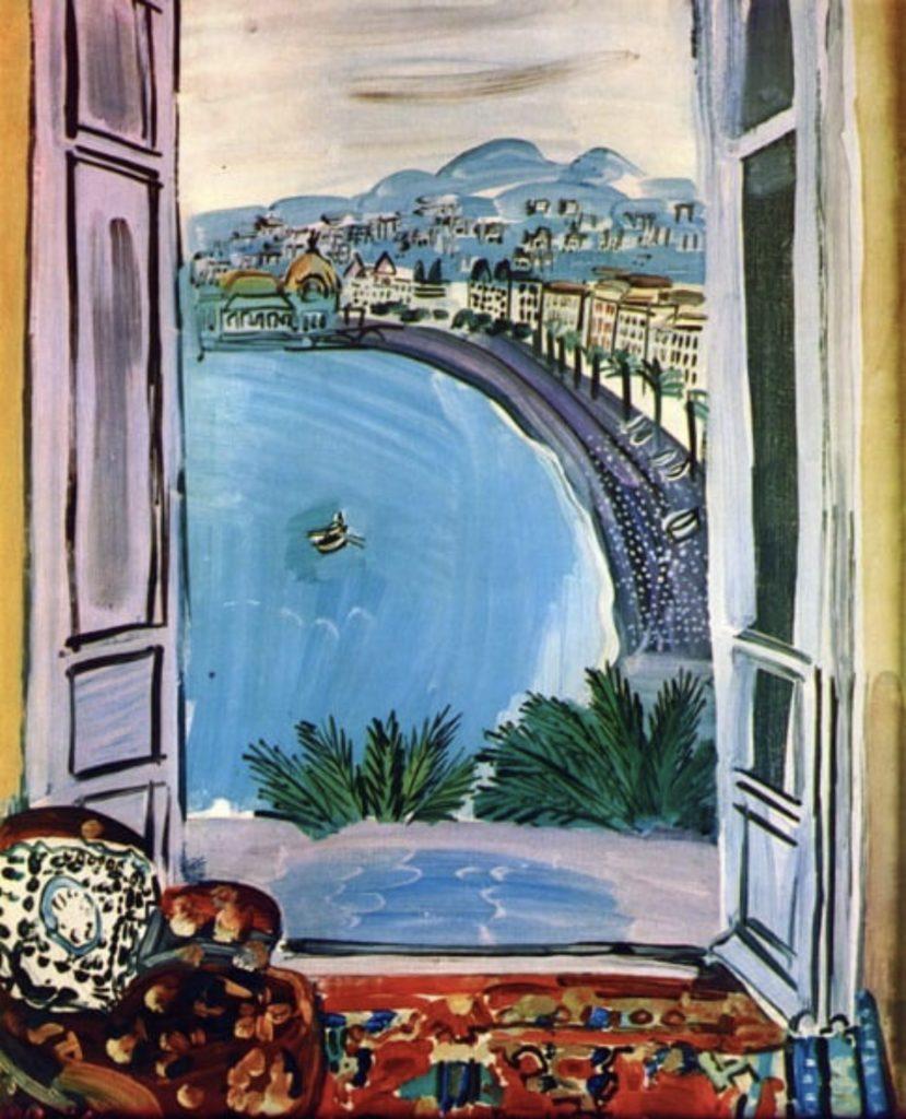 Nice par Raoul Dufy