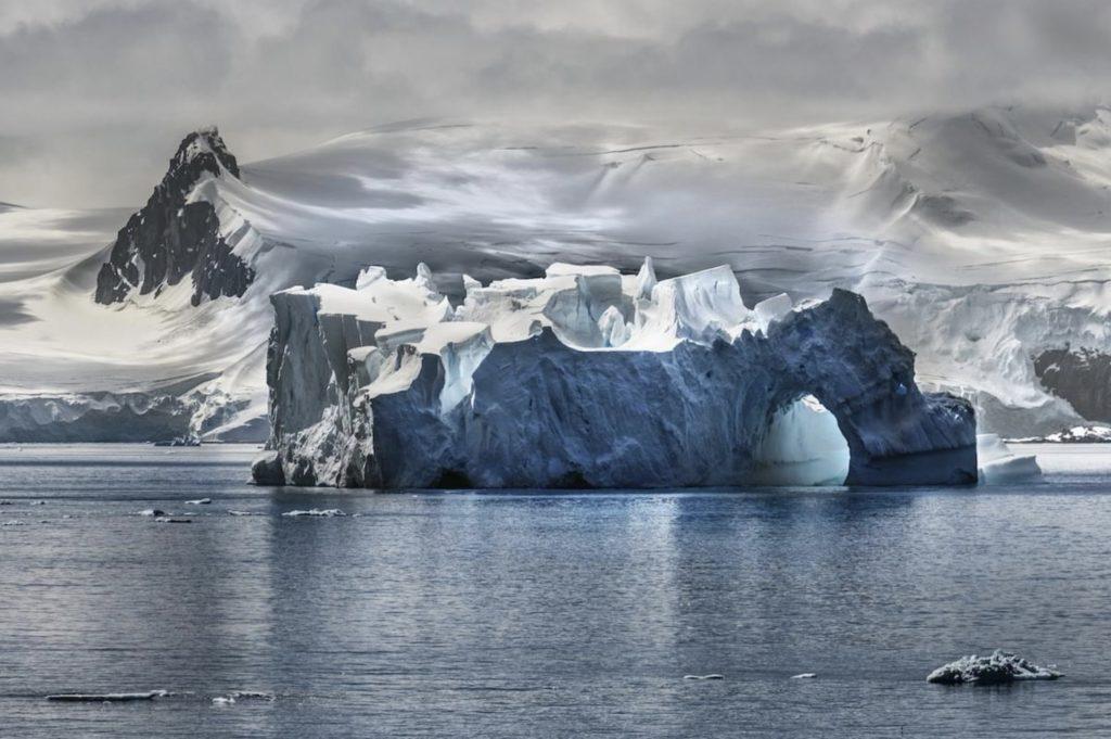 Antarctica par Steve McCurry