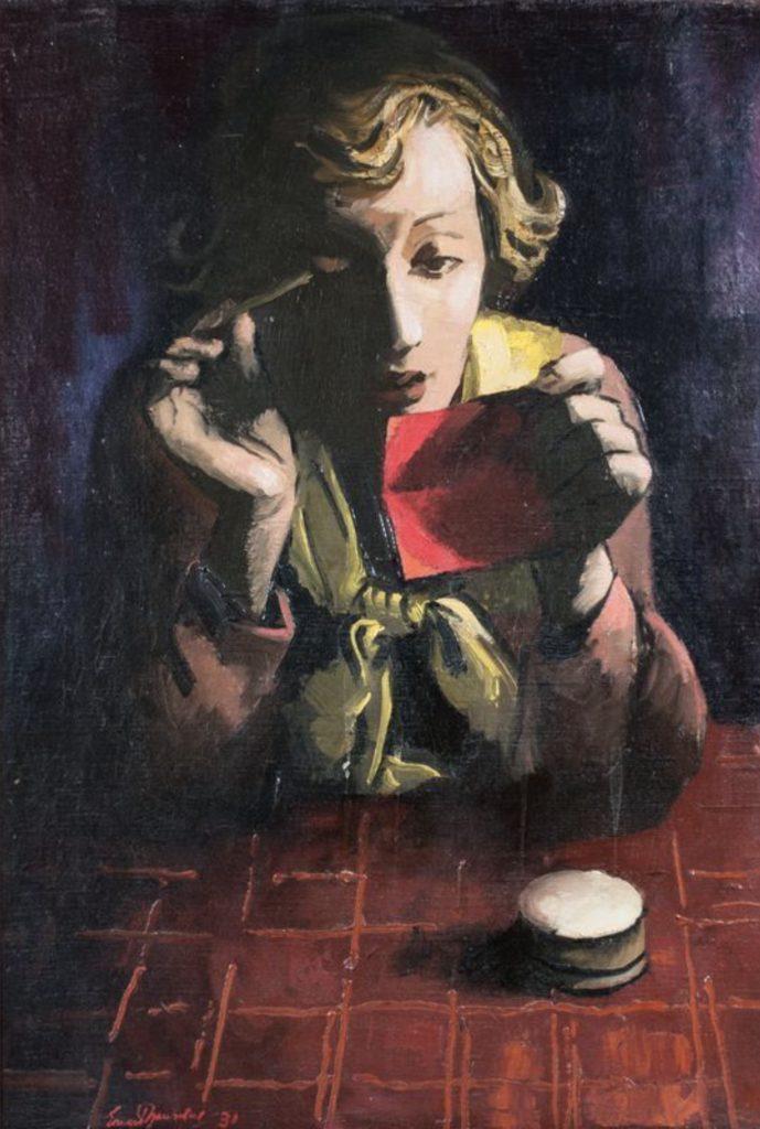 Tableau de Ernst Neuschul