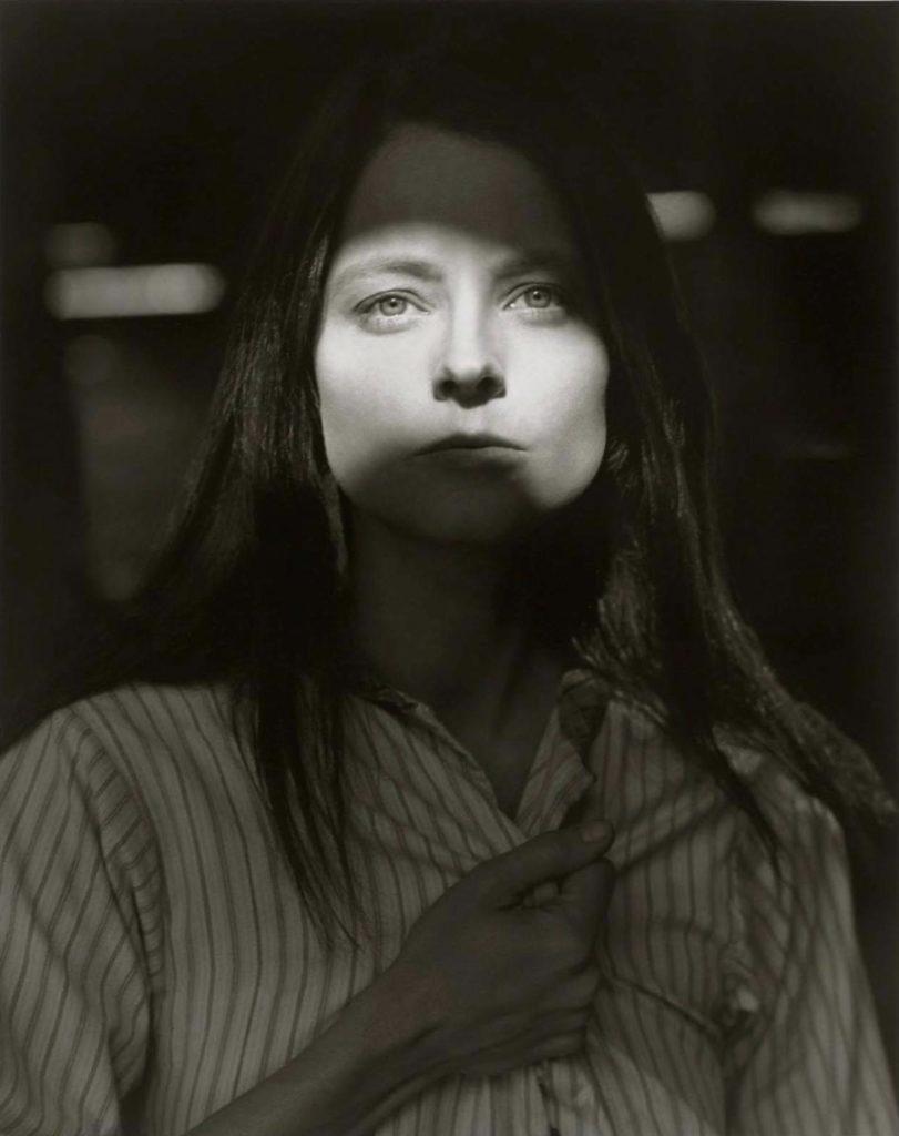 Jodie Foster par Herb Ritts