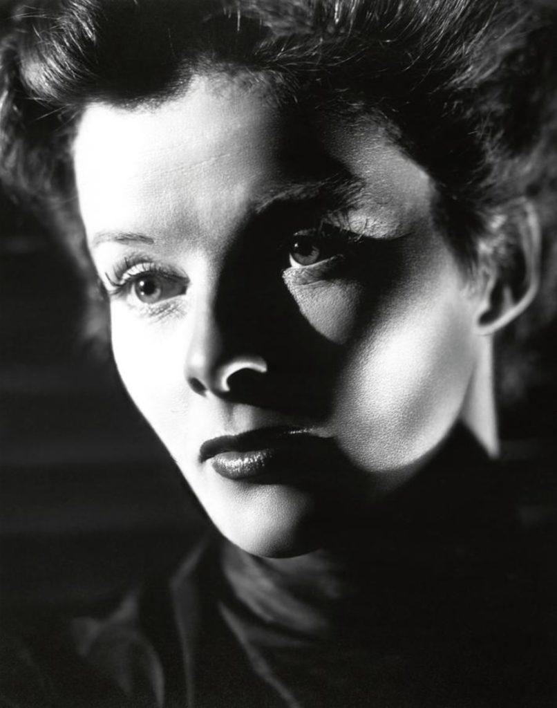 Katharine Hepburn, photo by Ernest Bachrach
