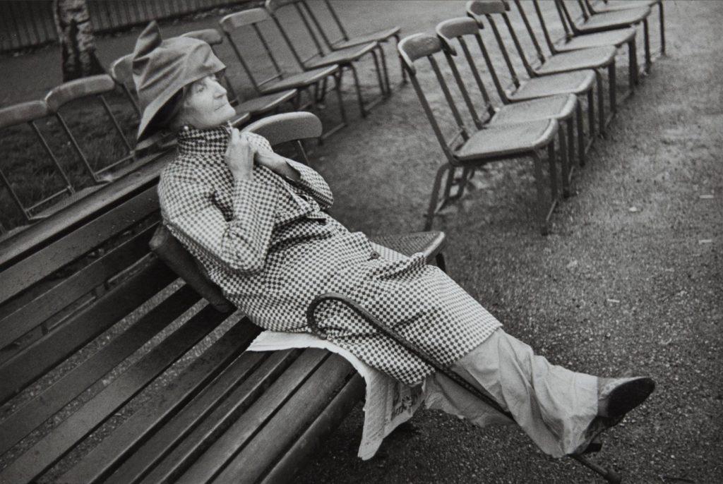 Hyde Park, London d'Henri Cartier-Bresson