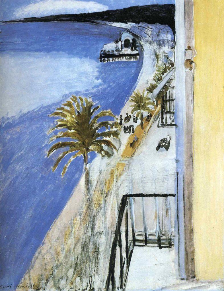 La baie de Nice d'Henri Matisse
