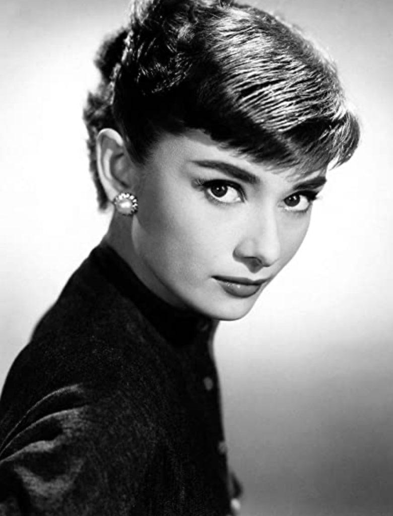 Audrey Hepburn par Yousuf Karsh